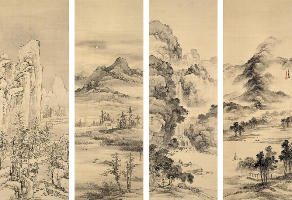 Landscapes of the Four Seasons