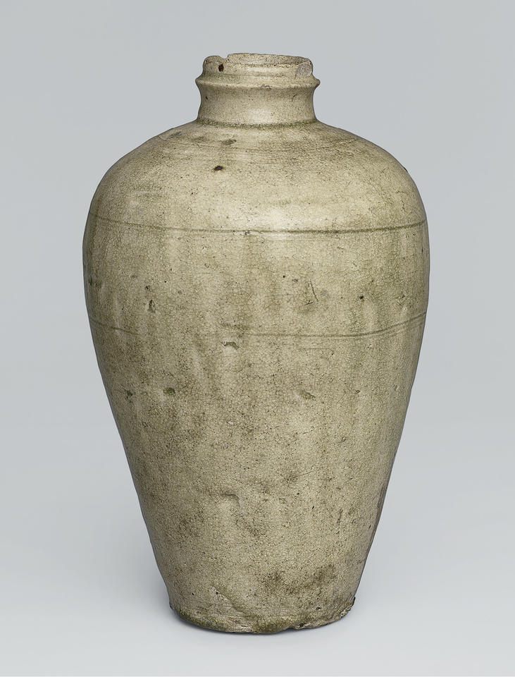 Meiping (梅瓶) jar